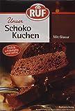 RUF Schokoladen- Kuchen mit Glasur