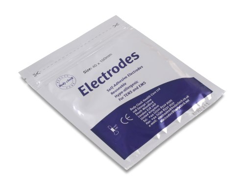 Bodyclock Health Care Ltd - Self Adhesive Electrodes 40X100Mm (Pk4)