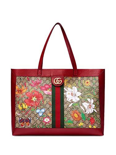 Gucci Luxury Fashion Donna 547947HWHAC8722 Rosso Tessuto Borsa...