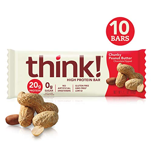 thinkThin High Protein Bars review