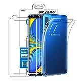 NOVAGO - Carcasa Transparente para Samsung