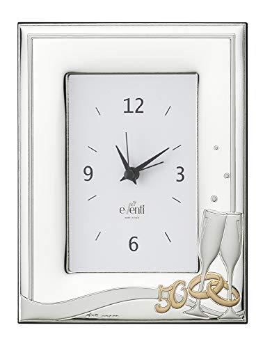 El Faro Reloj 50 Aniversario 10x15 Personalizado para Bodas de Oro