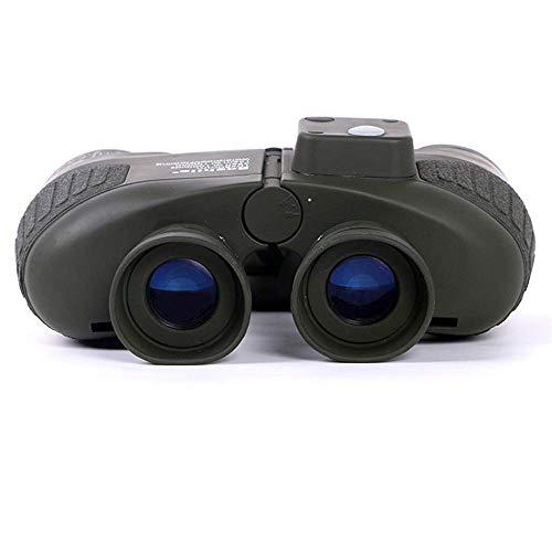 Nuokix Binoculares, Monocular telescopio de los prismáticos X25 automática Libres de enfoque Enfoque prismáticos de alta definición de la visión nocturna de bolsillo de bolsillo portátil a prueba de a