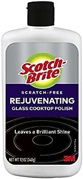 Scotch-Brite Scratch Rejuvenating Cooktop Polish