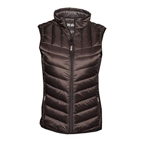TUMI Women's Pax Vest, Mink, X Large