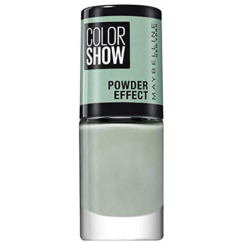 520 Mint Sinner - Nagellack MATT Powder-EFFECT-Colorshow von Maybelline New York