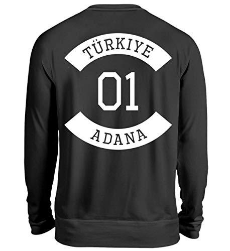 Türkiye 01 Adana T-Shirt Ayyildiz Türkei Geschenk - Unisex Pullover