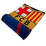 FC Barcelona Blanket - Authentic La Liga - Imported from The EU