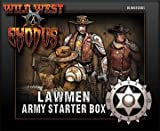 Outlaw Miniatures Lawmen Starter Box: Wild West Exodus