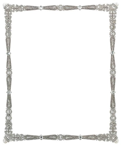 Olivia Riegel Waldorf Bilderrahmen, 20,3 x 25,4 cm