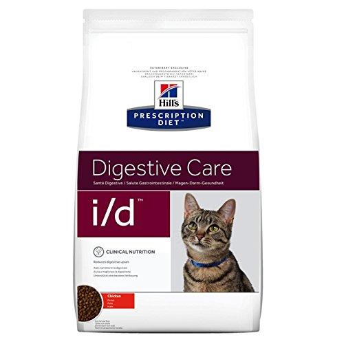 Hill's Katzenfutter I/D Prescription Diet 5 kg – 2 Stück