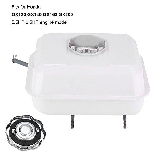 Filtro de tanque de gas combustible, filtro de motor de tapa de tanque, cigüeñal de materiales premium de trabajo eficiente para motor de motosierra doméstico