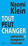 Tout peut changer - Capitalisme et changement climatique (Questions de société) - Format Kindle - 9782330047856 - 11,99 €