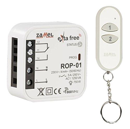 EXTA FREE RZB-05 Wireless- Steuerungsset - Universell