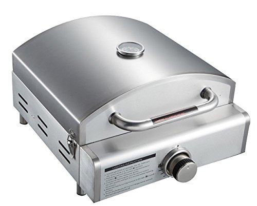 MOUNT ALPI 3 in 1 Pizza Oven Grill