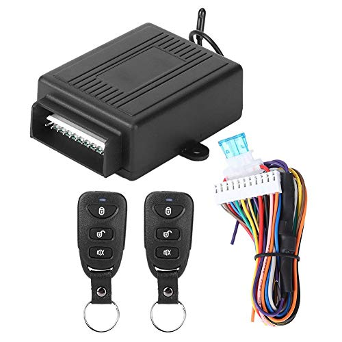 Centrale deurvergrendeling, universele auto centrale deurvergrendeling Keyless Entry System Remote Control Kit