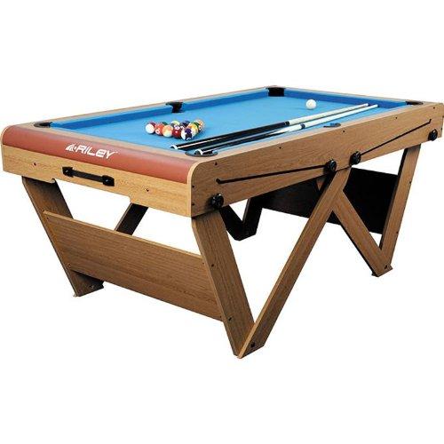 Riley FSPW-6 Table Billard Pool Snooker Pliable...