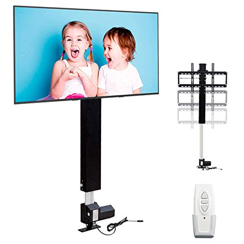 ECO-WORTHY Automations -Motorized TV Mount Lift with Remote Control for Large Screen 26-50 inch TVs