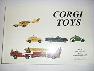 corgi models list