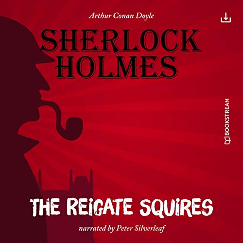 The Reigate Squires cover art