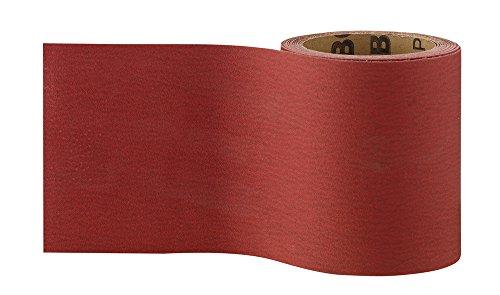 Bosch 2609256B78 Rouleau abrasif pour bois/peinture 93mm x 5m P240