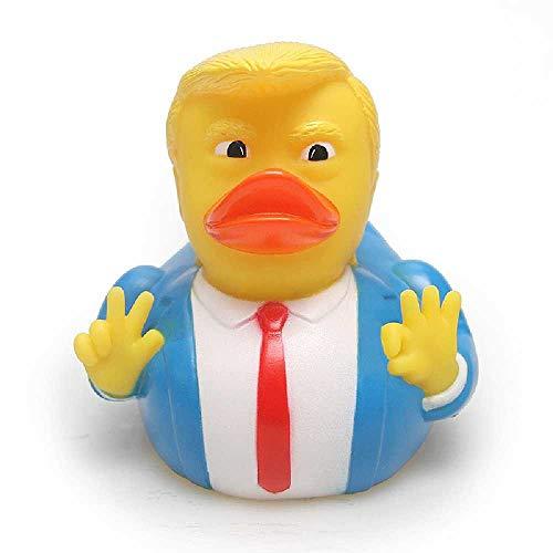 N\P Decoracin Flotante De Pato Amarillo, Pato De Goma para Baera, Juguete De Piscina para Nios Pequeos, para Fiesta De Cumpleaos De Ducha 8.510cm/A