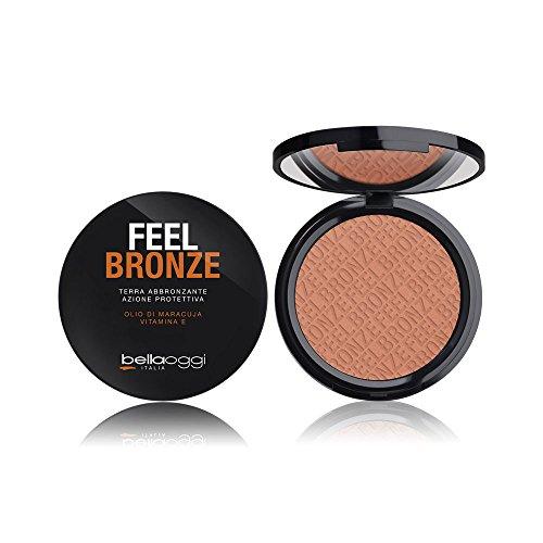 Bellaoggi Feel Bronze Terra Abbronzante Compatta - 60 gr