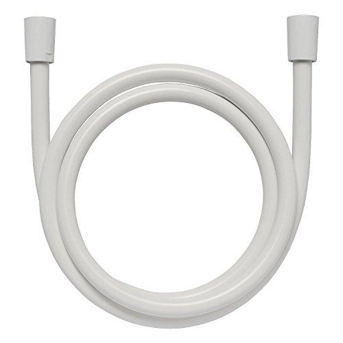 Haceka Basic weiß 150 Brauseschlauch, Kunststoff, 150cm