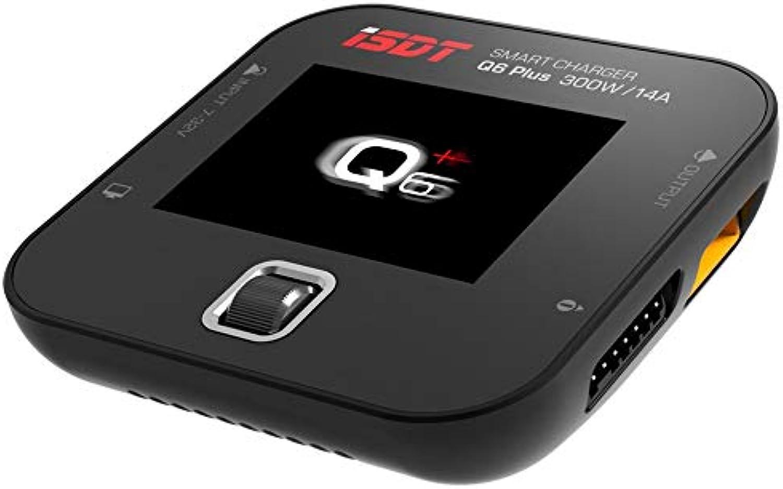 Candyboom ISDT Q6 Pro Battgo 300 Watt 14A Handheld Lipo Batterie Balance Ladegert Intelligente Digitale Ladegert Für Rc Modelle DIY Ersatzteil