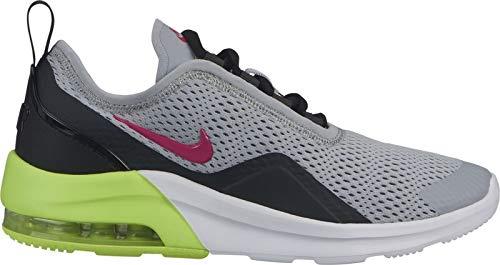 Nike Air MAX Motion 2 (GS), Zapatillas de Atletismo para Hombre, Multicolor (Wolf Grey/Rush Pink/Anthracite/Black 000), 40 EU
