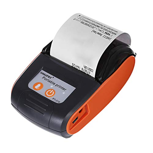 Fantastic Deal! Mini Portative Wireless Receipt Thermal Printer Compatible for Android iOS with UK P...
