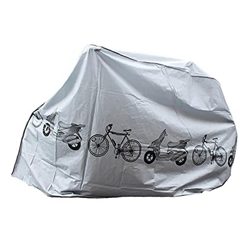 Liadance Bike Covers Dust Rain Indoor Outdoor Uv Protection Waterproof Bicycle Cover