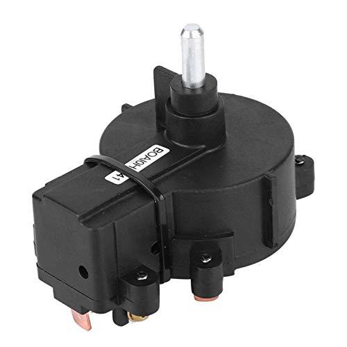 Cocosity Interruptor de Motor eléctrico para Pesca por curricán Interruptor de 5 velocidades Resistencia a Altas temperaturas Accesorios para Motor de Pesca por curricán Barcos para Pesca por
