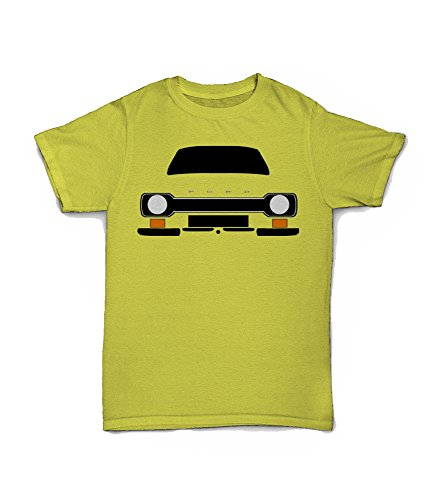 Mk1 Ford Escort Mexico T-shirt for Adults