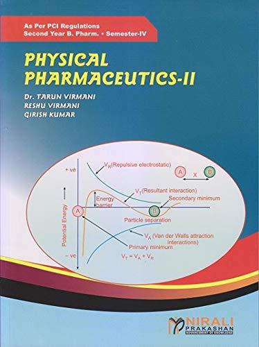 PHYSICAL PHARMACEUTICS-II
