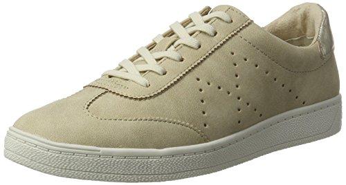 Tamaris Damen 23622 Sneakers, Beige (SISAL 408), 40 EU