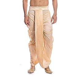 Tag 7 Mens Silk Blend Dhotis