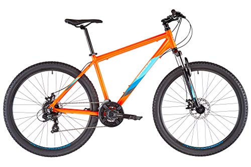 "SERIOUS Rockville 27,5\"" Disc orange Rahmenhöhe 54cm 2020 MTB Hardtail"