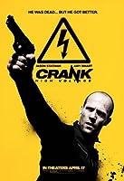 クランク 高電圧 映画ポスター ジェイソン・スタタム 24x36インチ