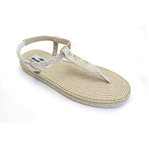 Sandalias de Playa BRASILERAS®,Spar 200. Mujer del 36 al 41. Zapatos Casual