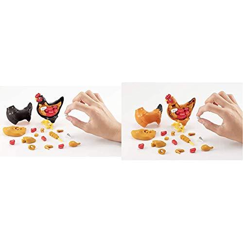 【Amazon.co.jp 限定】一羽買い!! 焼き鳥パズル 【軍鶏Ver.】 & 一羽買い!! 焼き鳥パズル【セット買い】