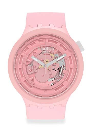 Reloj Swatch Big Bold Next BIOCERAMIC SB03P100 C-Pink