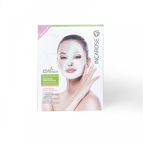 Incarose Bio Mask Couperose et Peaux Sensibles 17 ml,