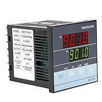 温度コントローラーMC701デジタルPID温度コントローラーKタイプPT100センサー入力リレーSSR出力