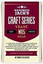 Mangrove Jack M05 Mead Dry Yeast