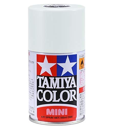 Tamiya 85027 TS 27 Sprayfarbe weiß matt 100 ml, Zubehör Modellbau