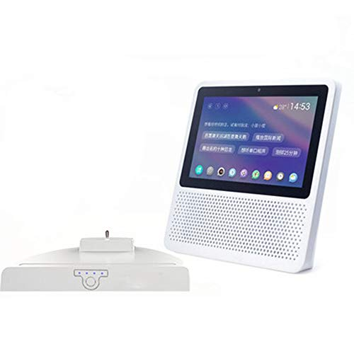 Portable TV Voice Control Full Screen AI Audio Home Smart Robot Bedroom Smart Speaker Multifunctional Video Player