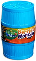 Barrel of Monkeys - Elefun and Friends - Balance and be Careful or You'll Lose Your Turn - Add More Sets to Increase the...