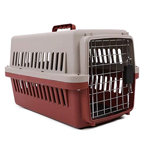 N+A Airline Approved Travel Carrier | Hard-Sided Pet Carriers Ideal for Extra-Small Dogs, Cats (1)