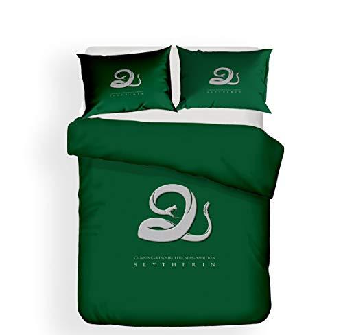 YOMOCO-Harry-Potter-Magic-School-Bedding-Set-Duvet-Cover-and-Two-Pillow-Cases-Microfiber-3D-Digital-Print-3-Piece-Set